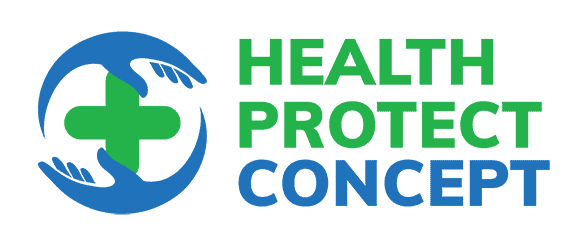 Health Protect Concept